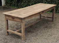 Antieke Franse Tafel ( 0249.T )