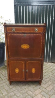 Secretaire met Hekje