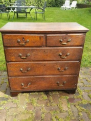 Engelse Commode