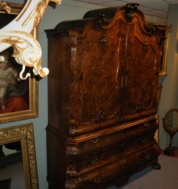 Hollands kabinet 1740