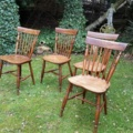 Set Windsor Stoelen