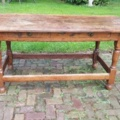 Refectory Table; 18e Eeuw