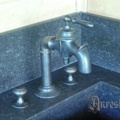 Samengestelde mengkraan, exclusive kitchen faucet assembly