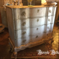 Antieke Franse commode, oude Franse commode