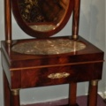Toilettafel/commode Empire 1810