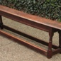 Antieke Jointed Bench ( 0188.D )