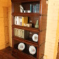Mooie globe wernicke stocking bookcase in eik